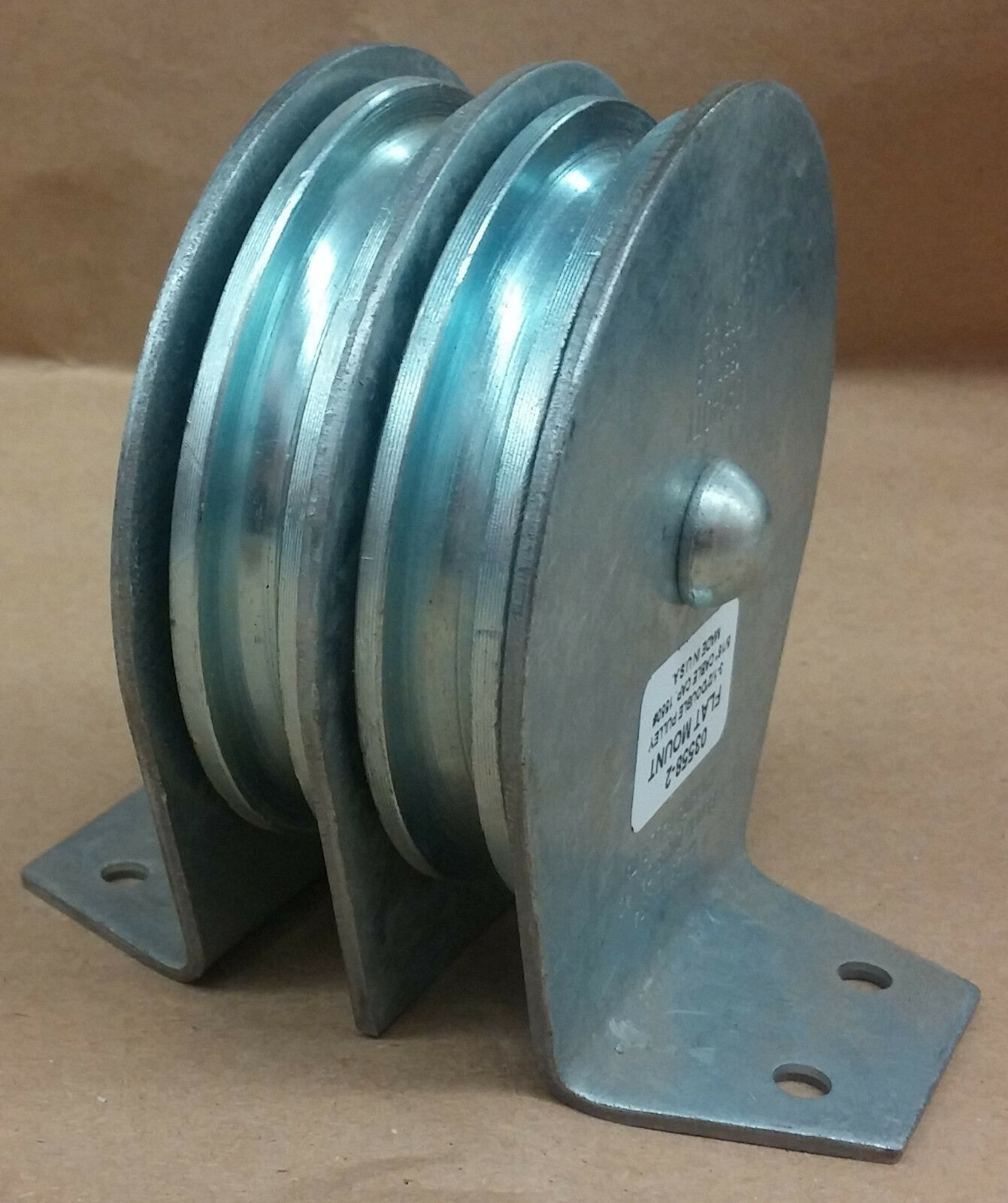 SHEAVE PULLEY 3-1/2\