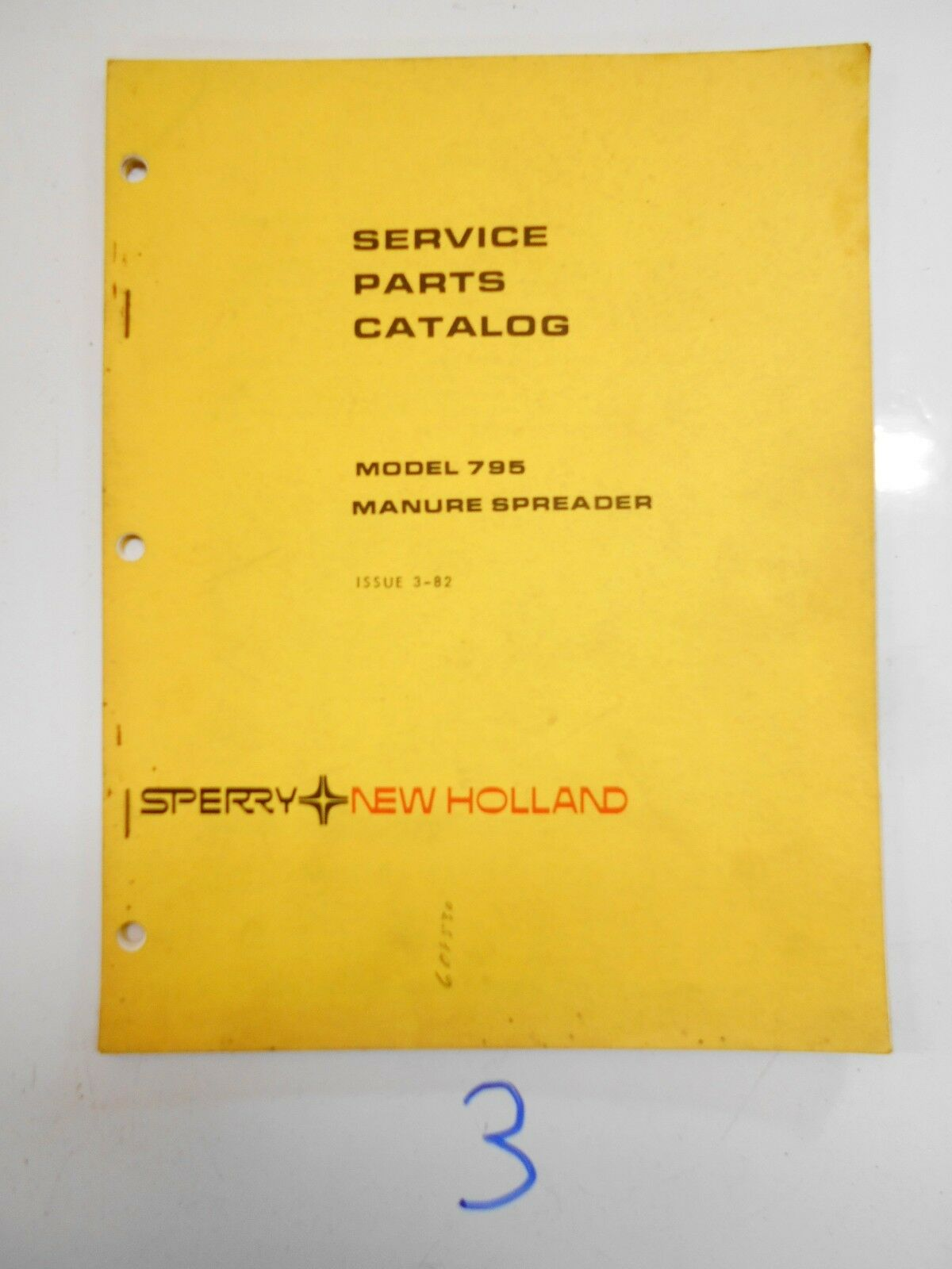 New holland 519 manure spreader manuals array new holland model 795 manure spreader service parts catalog manual 3 rh picclick com fandeluxe Image collections