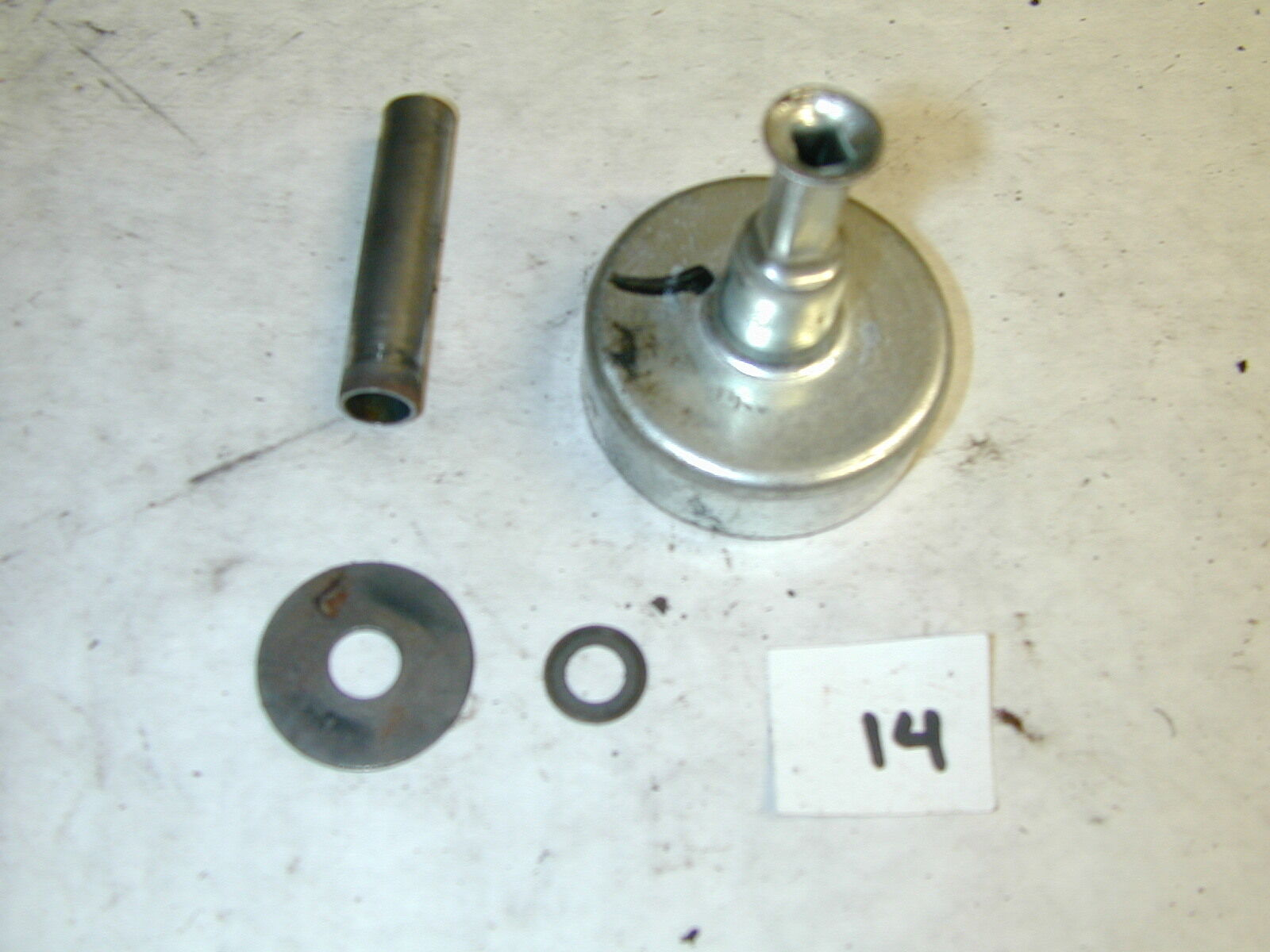 Troy Bilt Tb20cs Trimmer Weed Eater Oem Clutch Drum 1 Of 1only Available