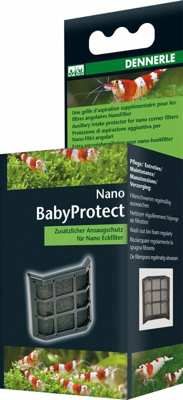 Dennerle Nano Baby Protect for Dennerle Corner Filters - Baby Shrimp Protection