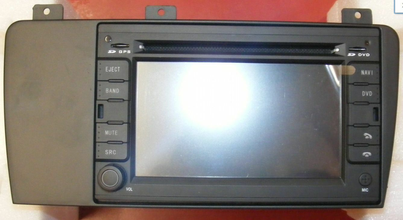 autoradio dvd gps navi bt dab android 4 4 4 player volvo. Black Bedroom Furniture Sets. Home Design Ideas