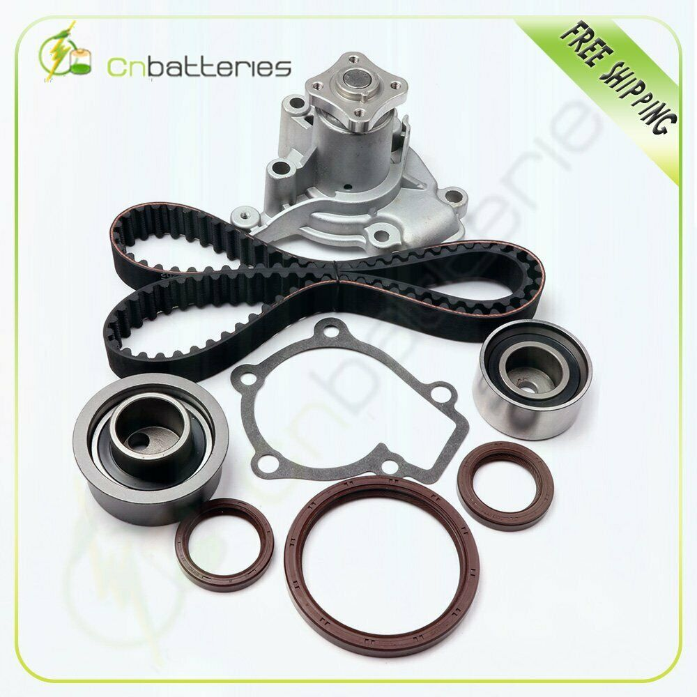 Timing Belt Kit Water Pump Fits 04 06 Kia Spectra Spectra5 20l Dohc 1999 Sportage 1 Of 4free Shipping
