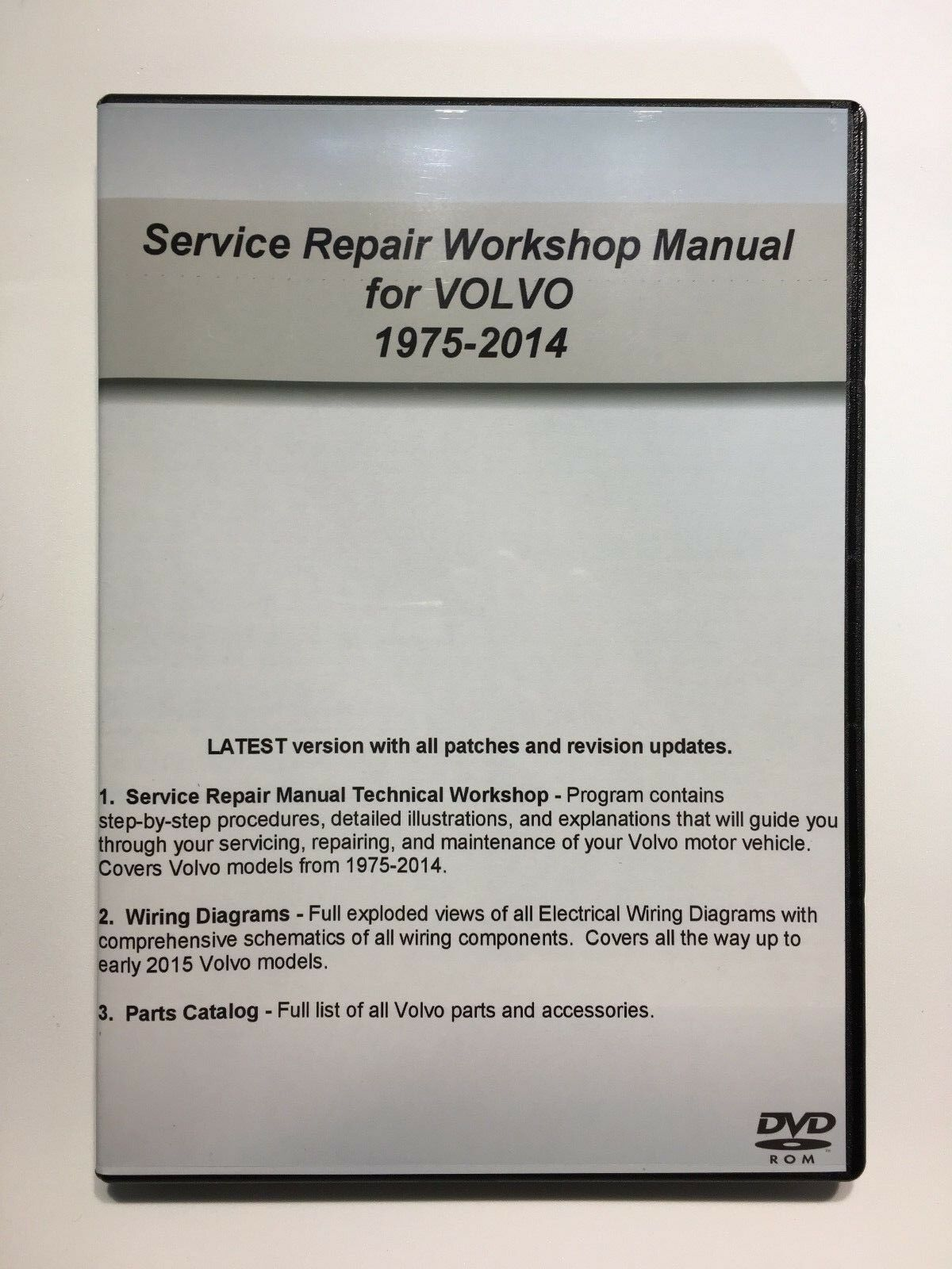 For Volvo 1999-2014 S80 Service Repair Workshop Manual Factory 01 02 03 04  05 1 of 1FREE Shipping ...