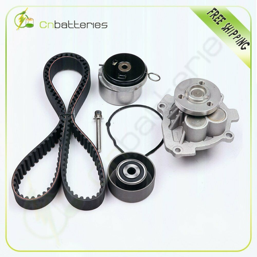 Timing Belt Kit Water Pump Tensioner Fits Sonic Chevolet Aveo5 Cruze 1999 Kia Sportage 1 Of 6free Shipping