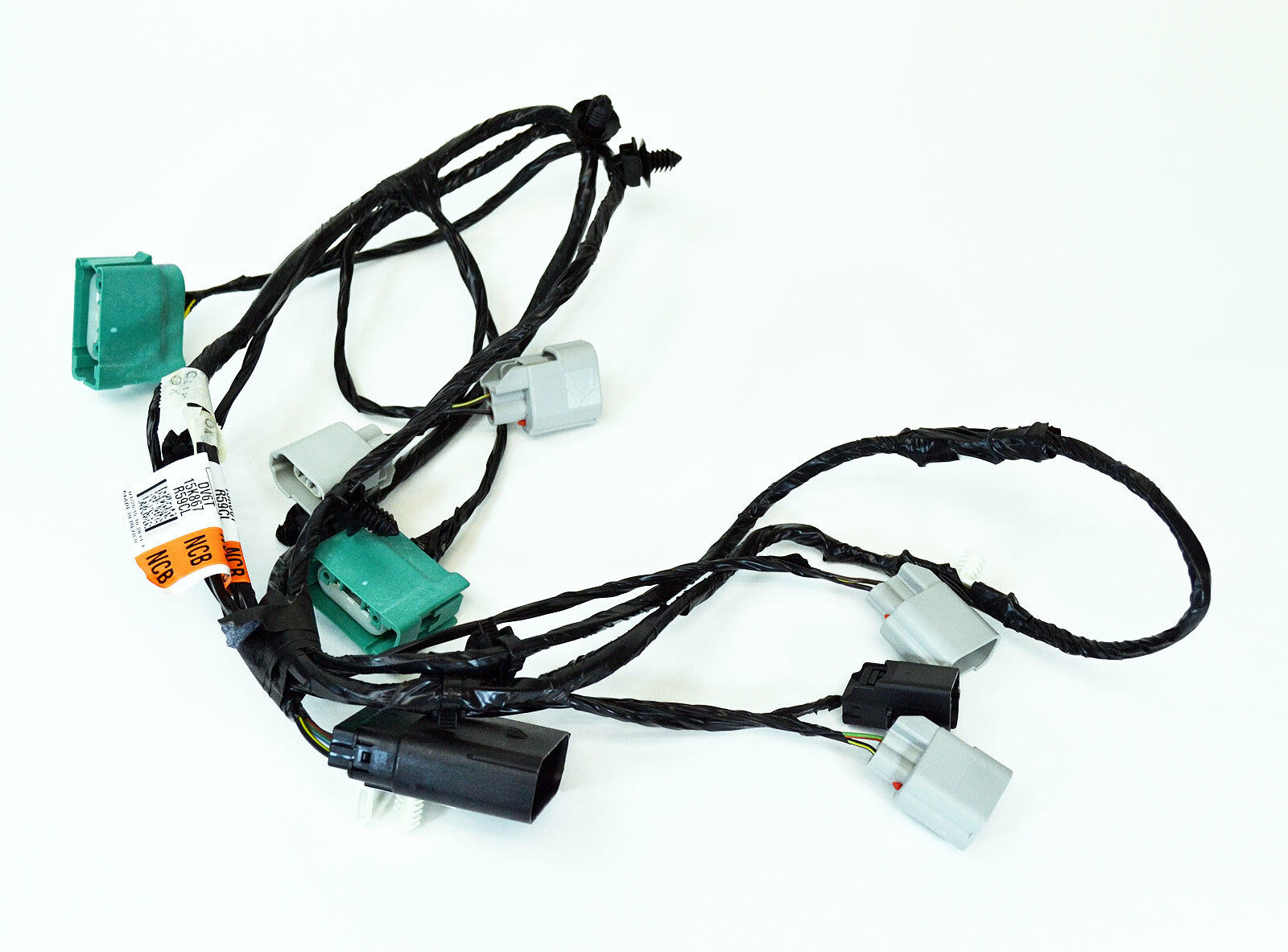 Ford Escape Wiring Harness Oem 13 16 Front Bumper Wire Dv6z15k867c 3163 1 Of 4only 4 Available