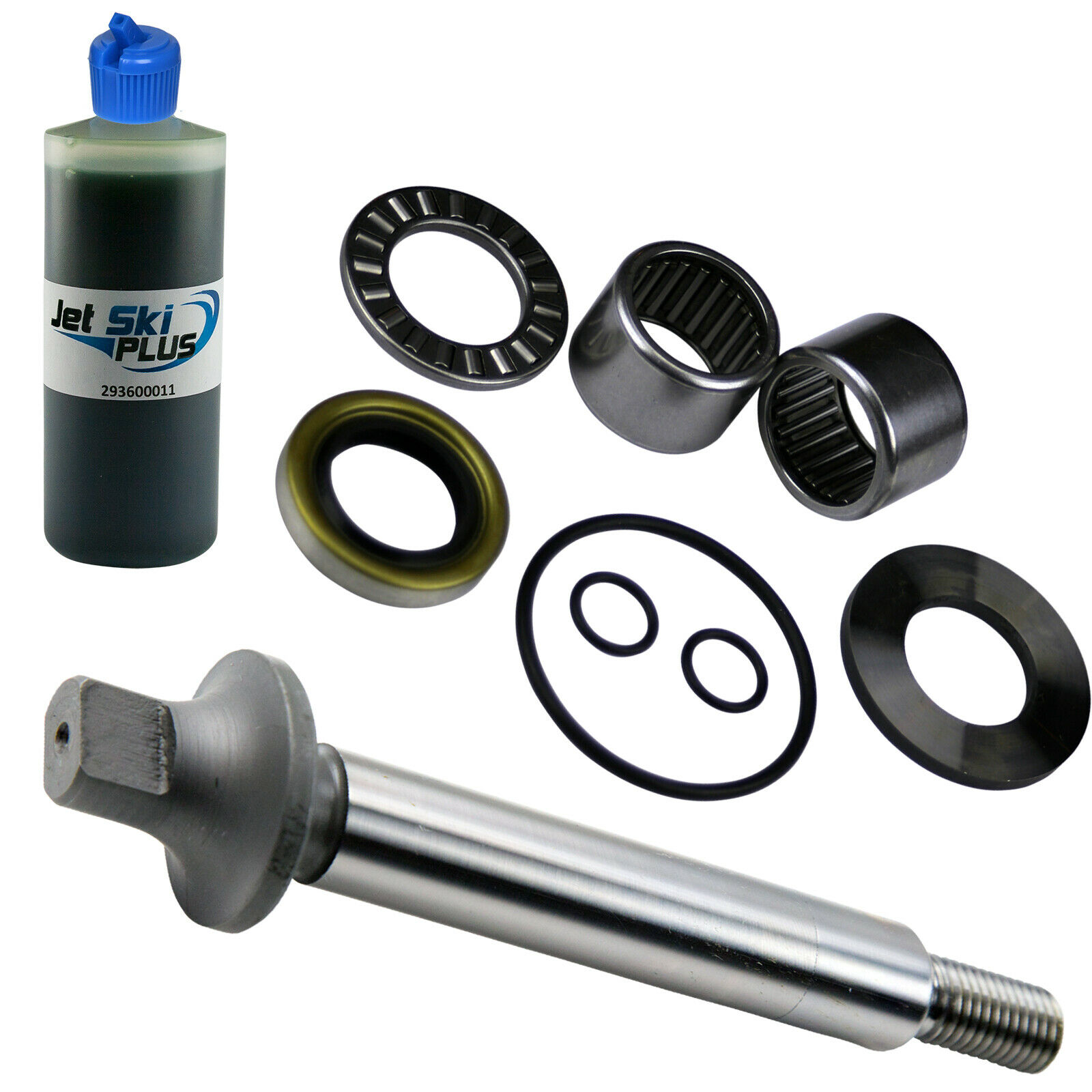 SeaDoo Jet Pump Rebuild Kit w Shaft MANY RFI GS GSI GSX GTI GTX HX SP 1 of  1FREE Shipping ...