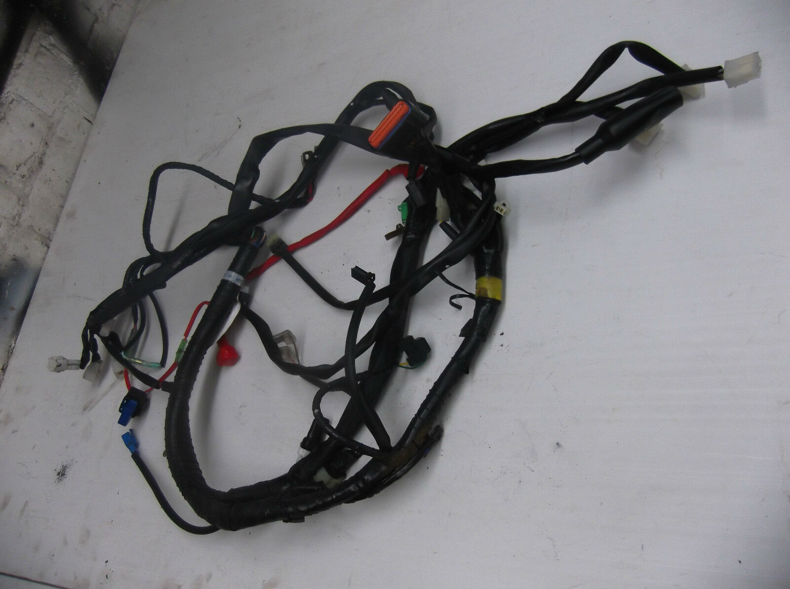 Yamaha Vity 125 Wiring Harness 1700 Picclick Uk 1 Of 1only Available