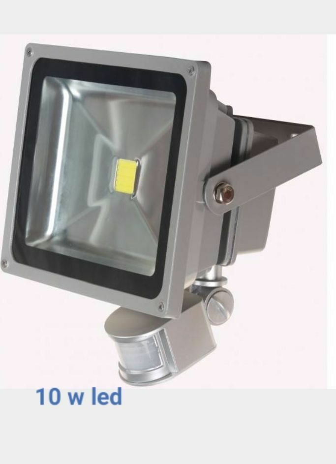 Lot 2 projecteur led 10w spot lampe ext rieur avec for Lampe projecteur exterieur