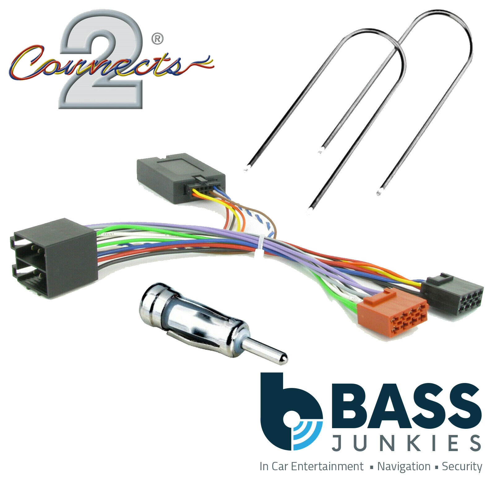 Citroen Xsara Picasso C2 C3 C5 C8 Vdo Clarion Rd3 Car Stereo Wiring Radio Harness 14 Pin Lead 1 Of 1free Shipping See More
