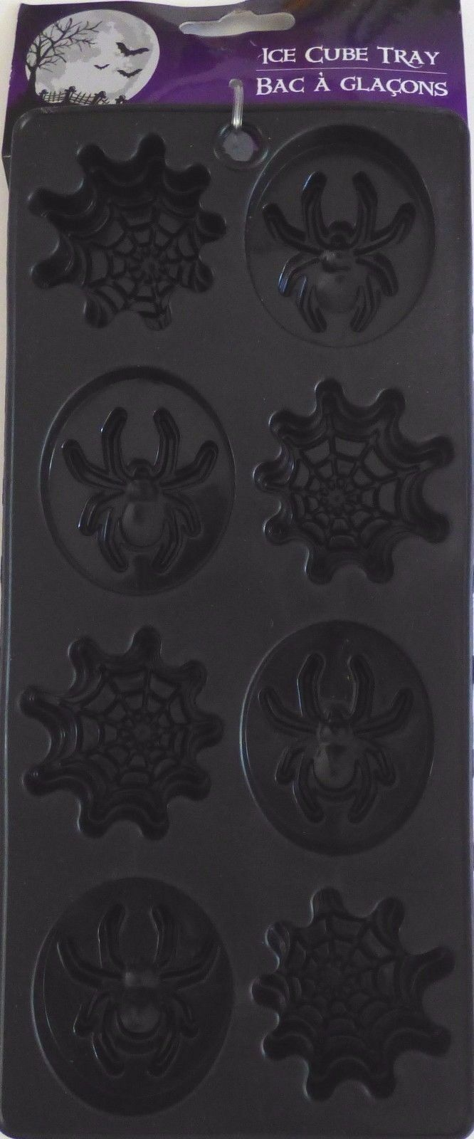 halloween party jello shot chocolate ice cube tray mold silicone