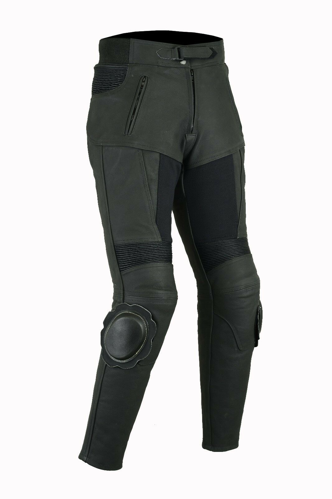 nue femmes pantalon de moto en cuir touring vachette combinaison eur 99 95 picclick fr. Black Bedroom Furniture Sets. Home Design Ideas