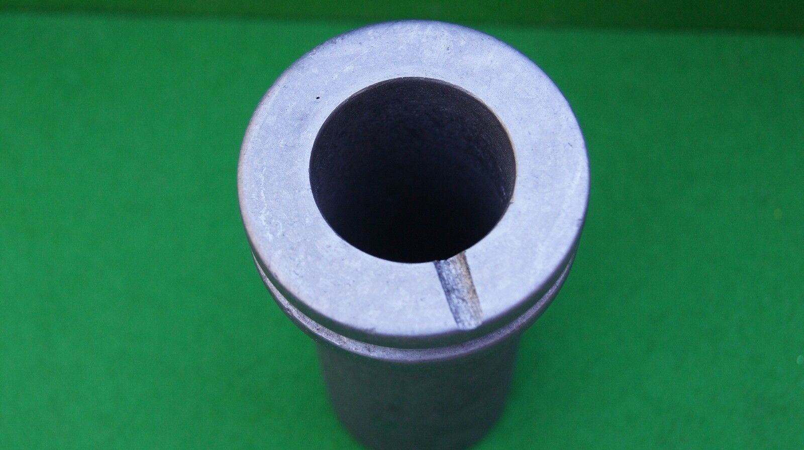 Graphite Crucible used in antique and jewellery repair trade melting gold etc