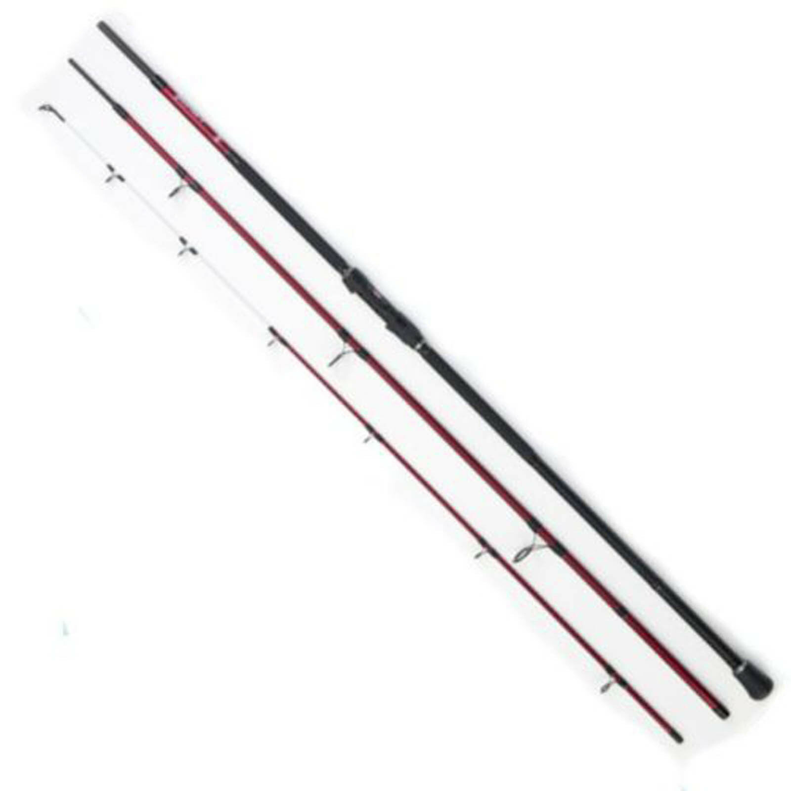 Penn rampage ii 9ft bass spin spinning 3 piece mk2 for Saltwater fishing rods
