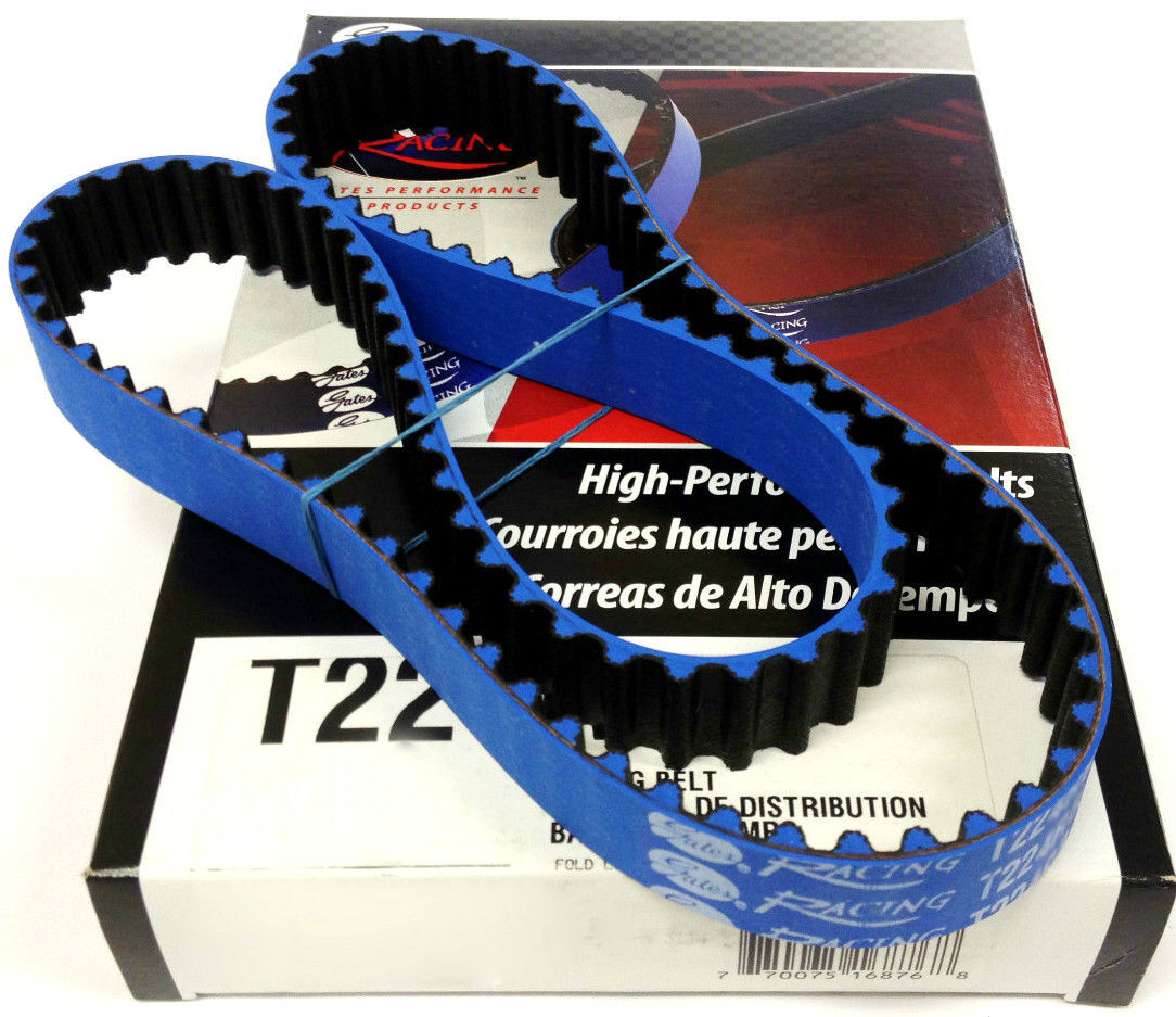 Gates Racing Timing Belt Honda Prelude H22 H22a H22a1 H22a4 22l 1992 Balancer 1 Of 1only Available