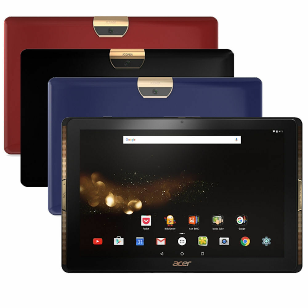 acer iconia tab 10 a3 a40 tablet 10 1 zoll full hd display 64gb android 6 0 eur 179 00. Black Bedroom Furniture Sets. Home Design Ideas