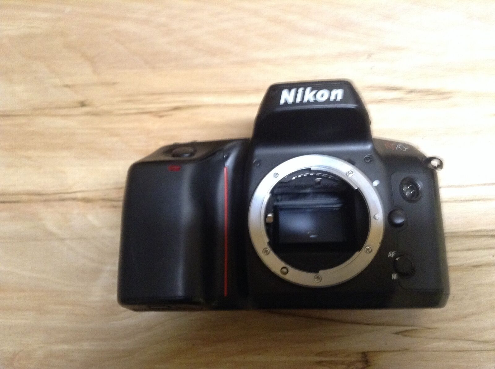 Nikon N70 35mm SLR Film Camera Body only 1 of 4Only 2 available Nikon N70  ...