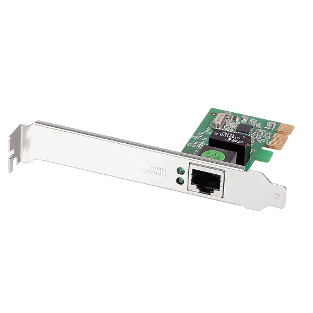 Edimax En 9260tx E Lan 1000mbps Gigabit Port Pci Express Network Card Tp Link Tg 3468 Adapter 1 Of 1only 5 Available See More