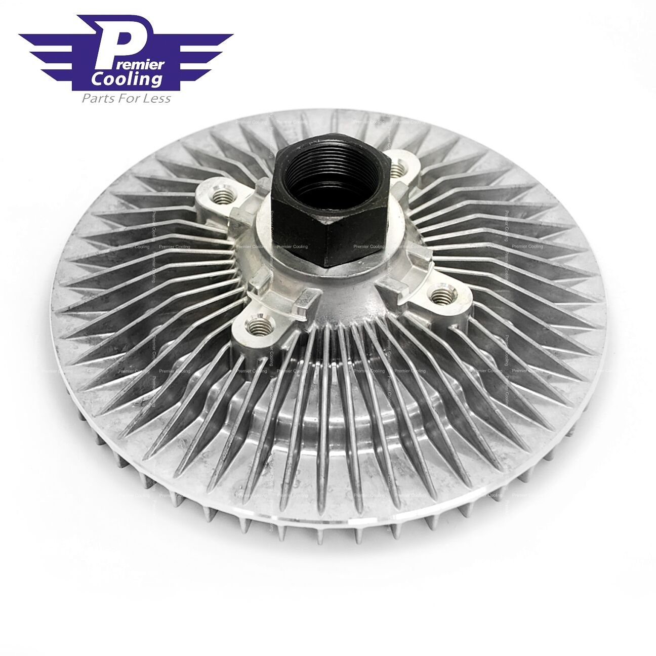 Radiator Fan Clutch For Dodge Dakota Durango Ram 52028799ab 2706 Jeep Tj Derale Threadin Thermostat Control With Dual Threads 1 Of 2only 5 Available
