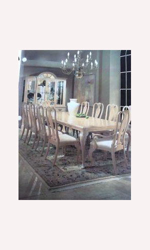 Bernhardt Atrium Court Complete Dining Room Set 15 Pcs 1 Of 12Only 1  Available ...