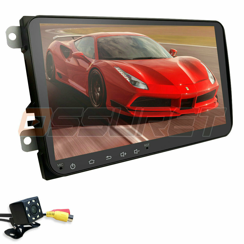 8 android 7 1 obd2 car stereo gps radio dab quad core for for Ebay motors app android