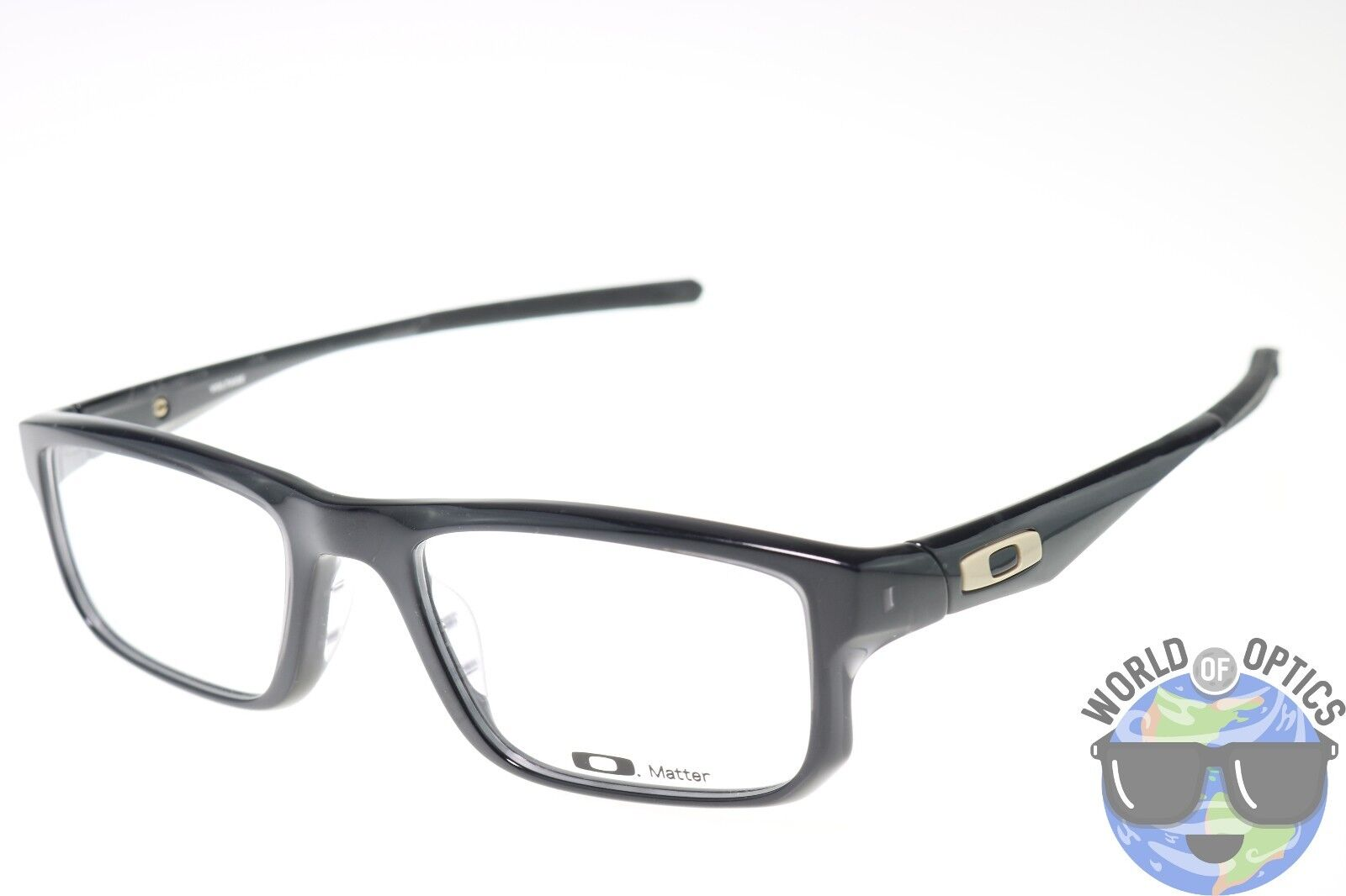 Oakley RX Eyeglasses OX8049-0253 Voltage Black Ink Frame ...