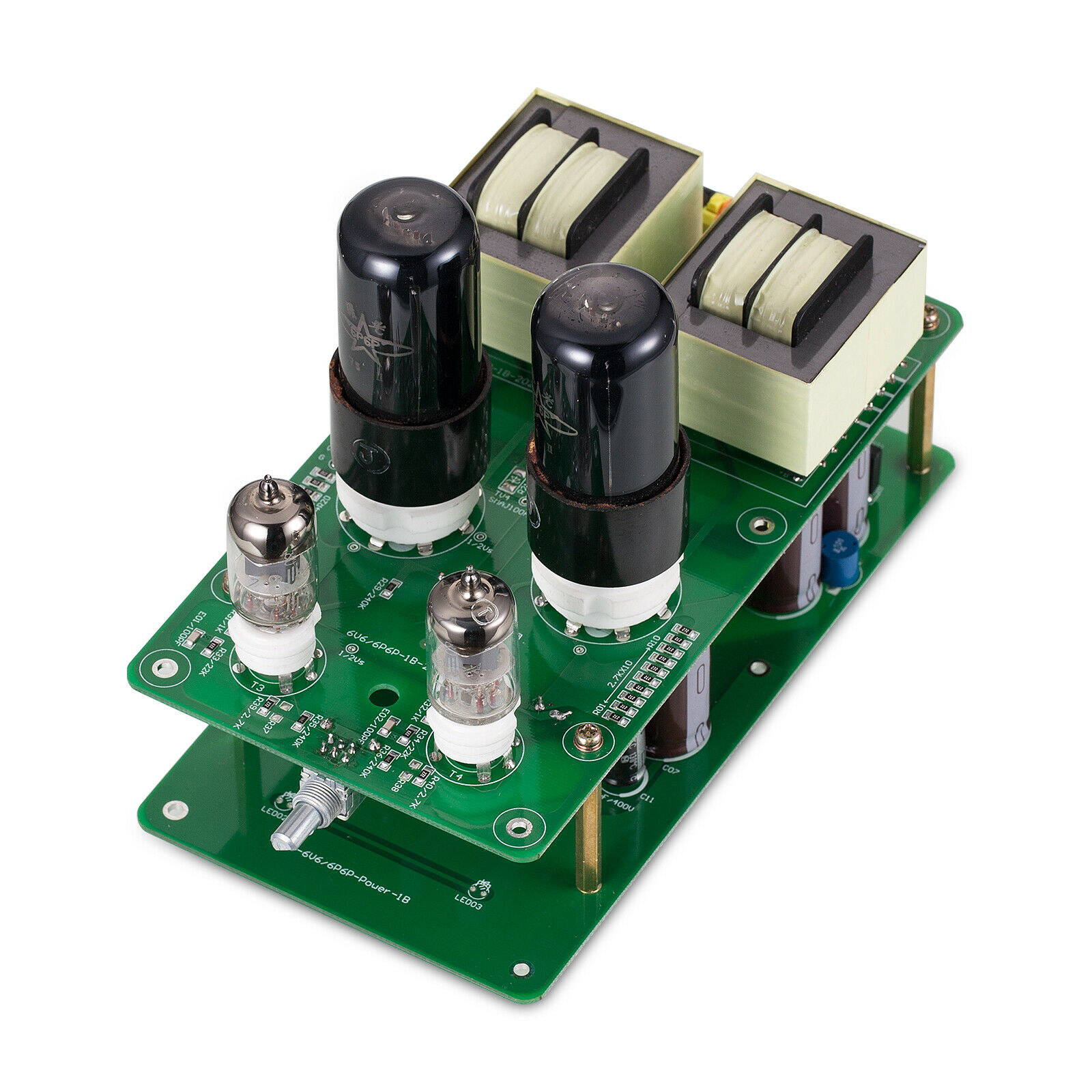 Douk Audio Fu32 Vacuum Tube Amplifier Single Ended Stereo Assembled 20w Power With El34 1 Of 10free Shipping