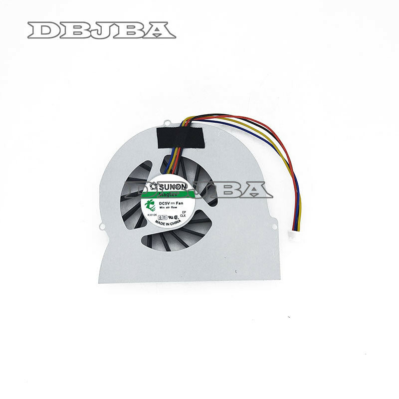 NEW LAPTOP CPU Fan For HP EliteBook 8560W MF60150V1-C000-S9A Cooling ...
