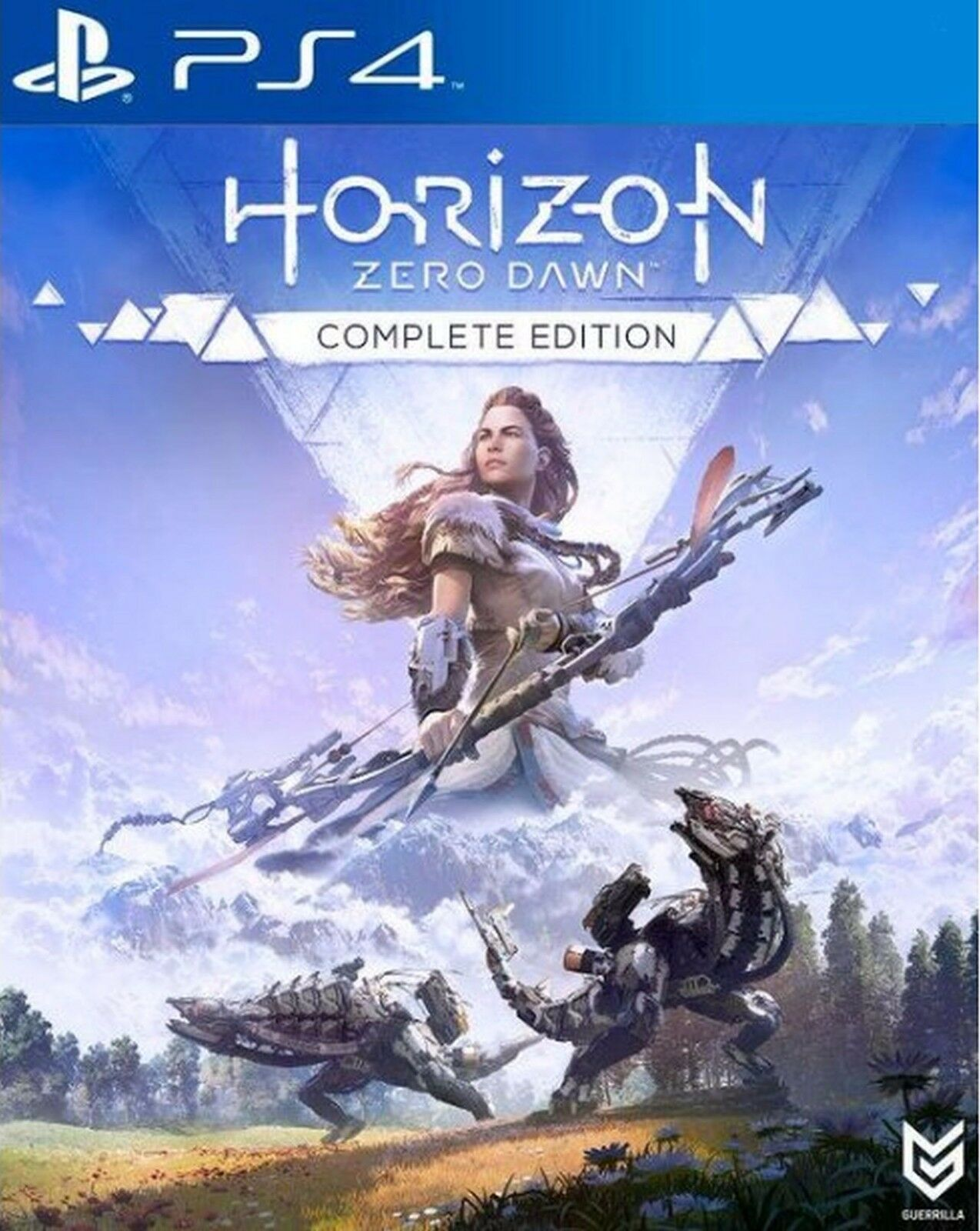 Horizon Zero Dawn Complete Edition English Chinese Subtitle For Ps4 Nba 2k19 20th Anniversary Region 3 1 Of 1only Available