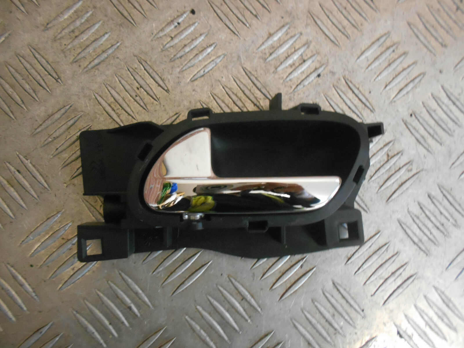 Peugeot 407 coupe 2006 ns passenger side interior door for Interior 407 coupe