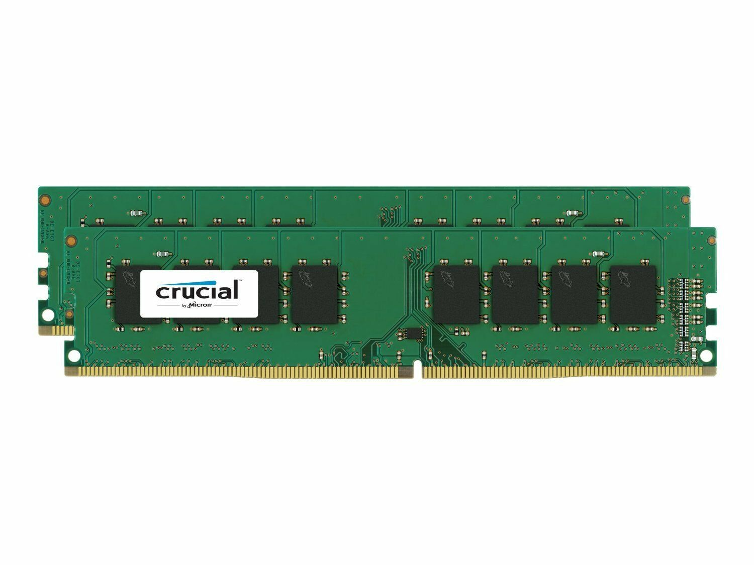 crucial ddr4 memory dual channel 8gb 16gb 32gb 2133mhz 2400mhz options picclick uk. Black Bedroom Furniture Sets. Home Design Ideas
