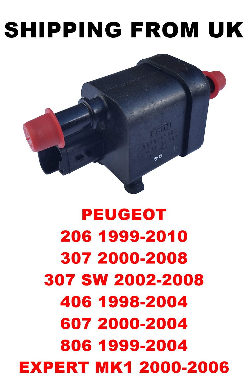 Oe Diesel Fuel Heater For Peugeot 206 307 Sw 406 607 806 Expert Mk1 Fuse Box 1 Of 3only 3 Available