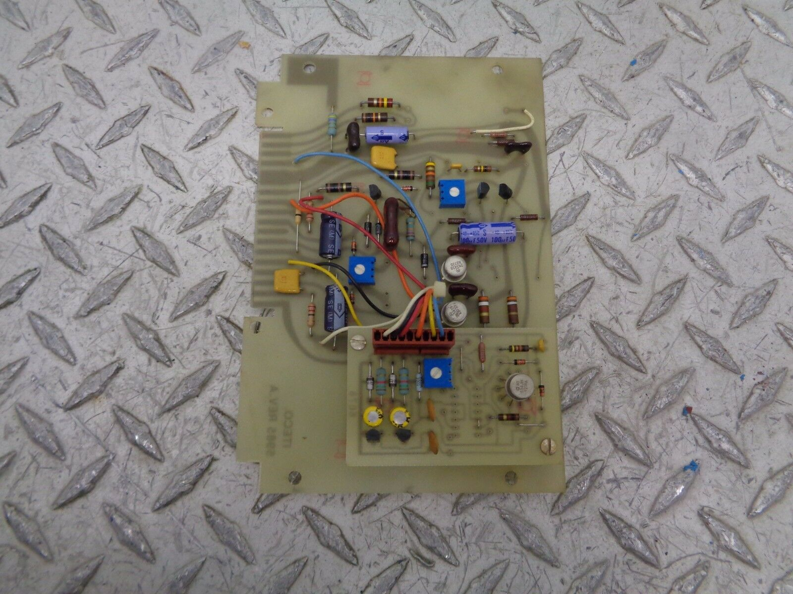 Iteco 5985 Rev A Pcb 5015 Picclick Soldering Prototype Copper Printed Circuit Board 50x70mm 2 Ebay 1 Of 2only Available