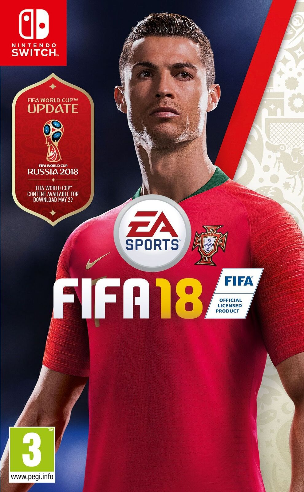 fifa 18 inc fifa 18 world cup russia upgrade nintendo. Black Bedroom Furniture Sets. Home Design Ideas
