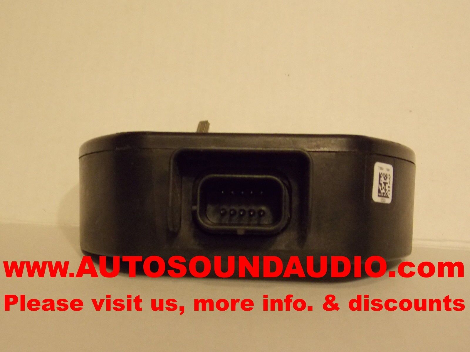 Jeep Liberty Infinity Speaker Amplifier Front Door Amp Kj Crd 2002 Subwoofer Enclosure 1 Of 2only 2 Available 68211510aa