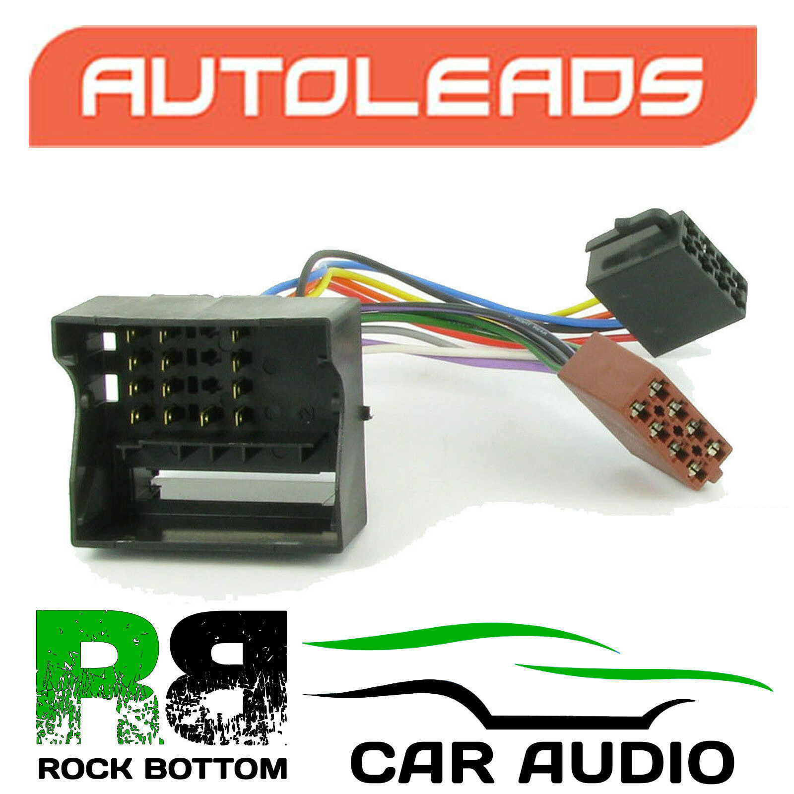 Autoleads Pc2 84 4 Ford Focus 05 Car Stereo Iso Adaptor Plug Lead Toyota Avensis Radio Harness Adapter Wiring Connector 1 Of 1free Shipping See More