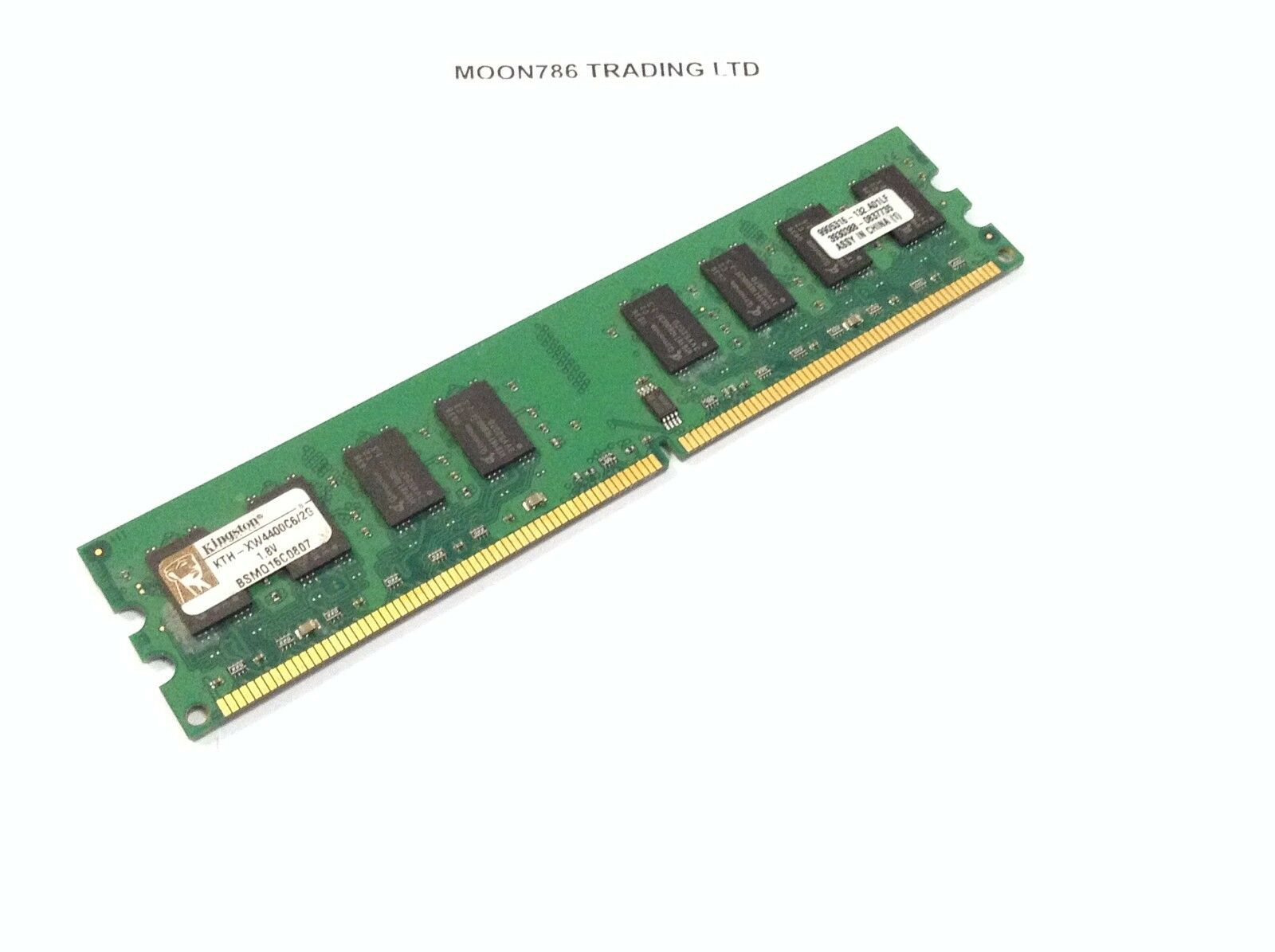 Kingston 2gb 1x2gb Pc2 6400u Ddr2 800 Pc Memory Ram Kth Xw4400c6 Memori 6400 1 Of 3only 0 Available See More