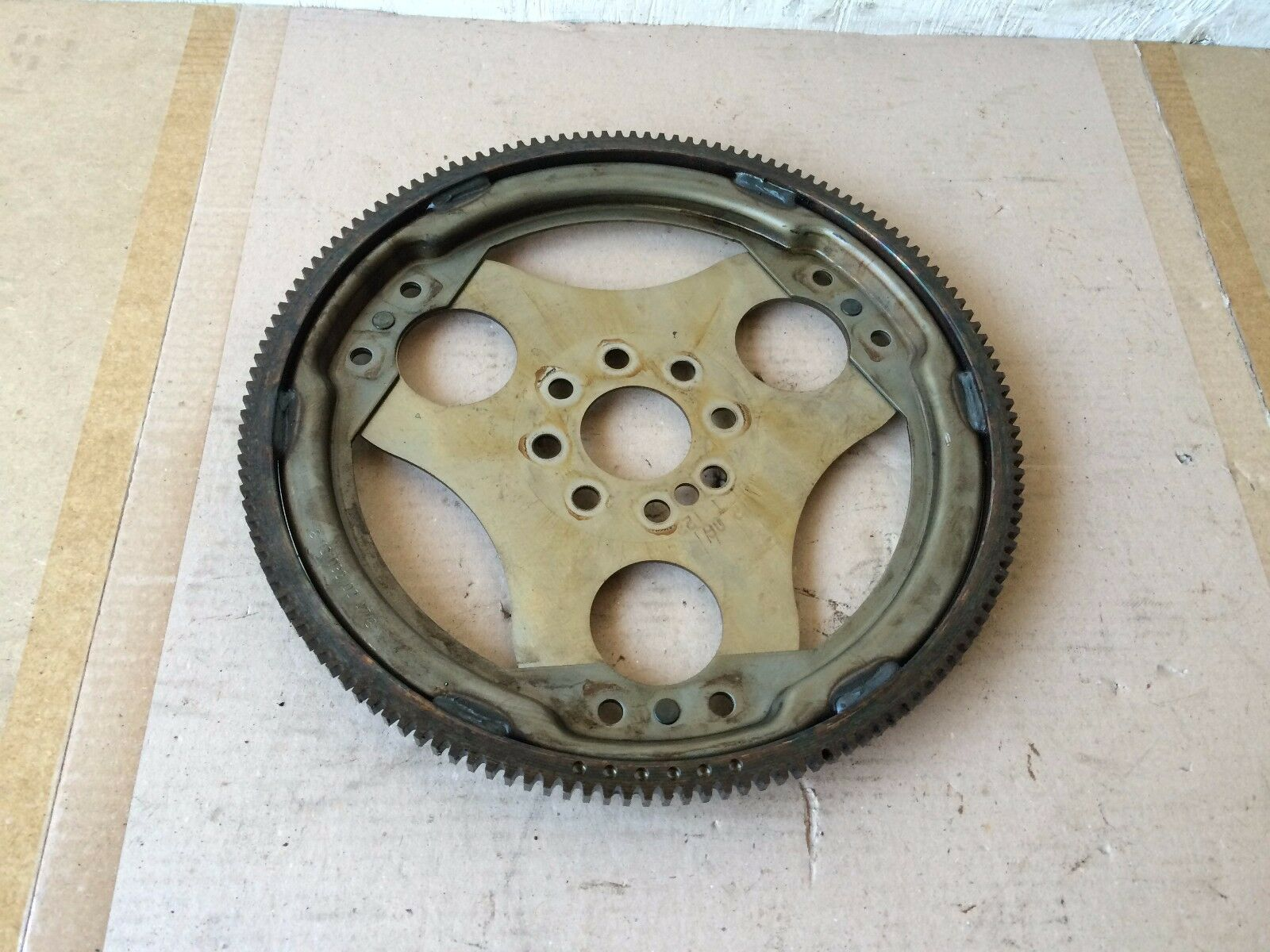 Mercedes Benz Oem S500 S430 W220 Engine Motor Flywheel Flex Plate 2005 Radio Wiring 1 Of 4only Available