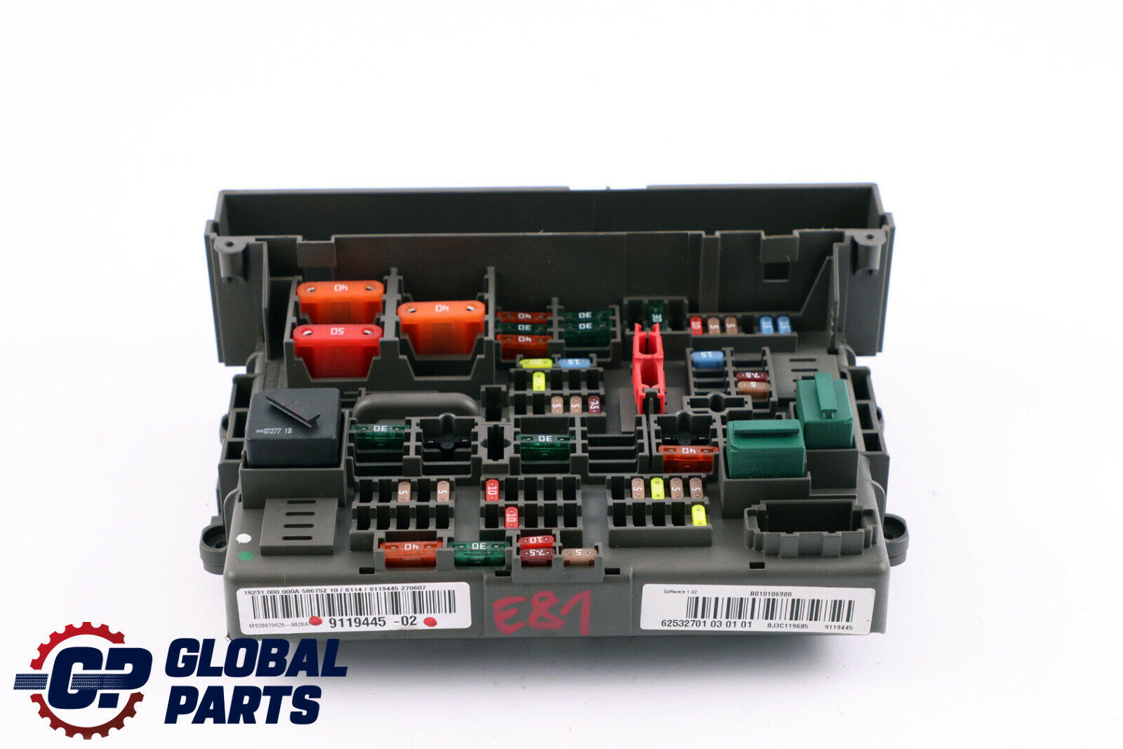 Bmw 1 3 X1 Series E81 E87 E90 E91 Power Distribution Fuse Box Front Of 9only Available