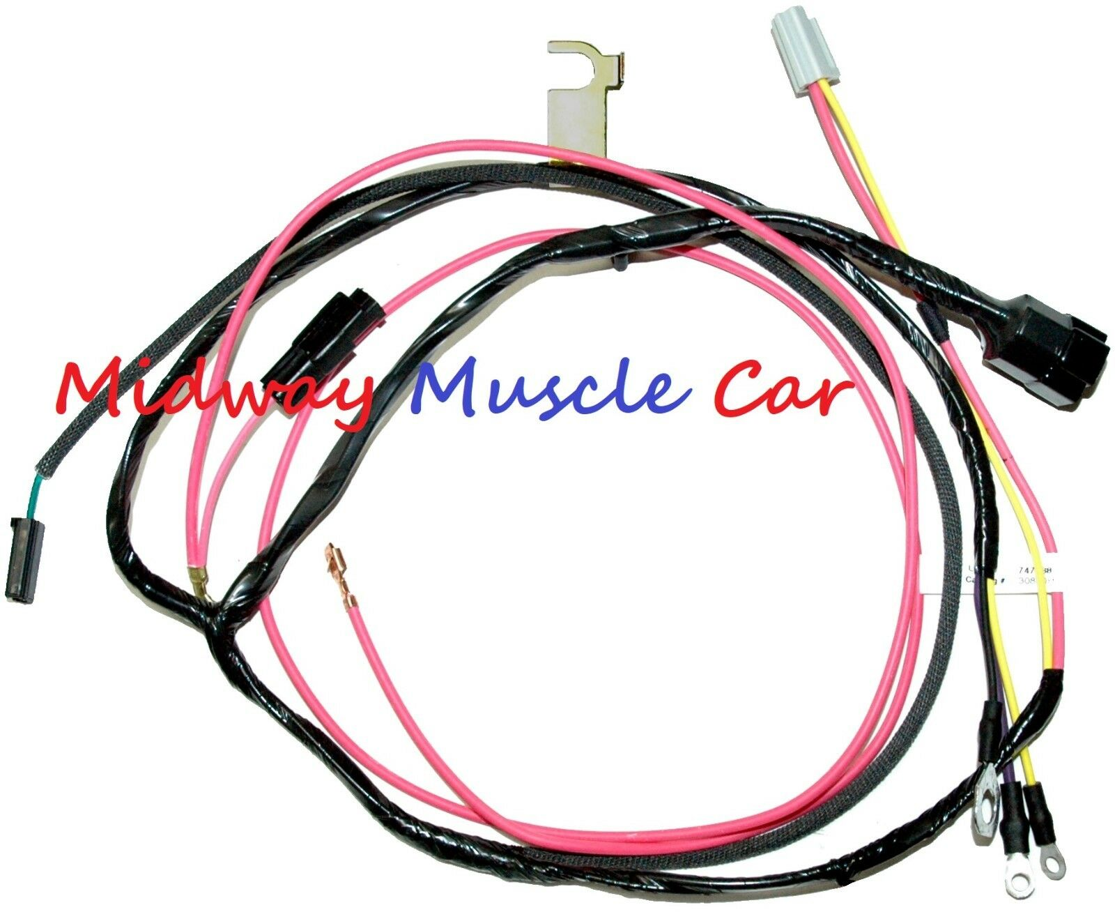 Hei Engine Wiring Harness 64 65 66 Chevy Pickup Truck Suburban C10 1947 Hudson 1 Of 1free Shipping