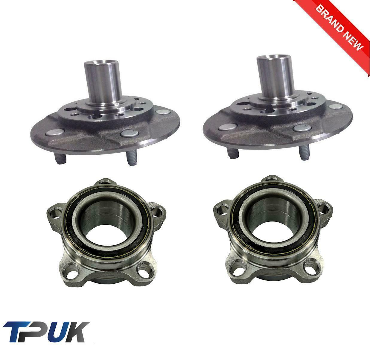 FRONT HUB FORD TRANSIT MK7 2006 ONWARD WITH SINGLE REAR WHEEL BRAND NEW