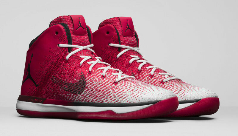 hot sale online 13aee 5d7df Nike Air Jordan XXXI 31 Chicago SZ 11 University Red Black White 845037-600  1 of 6Only 1 available ...