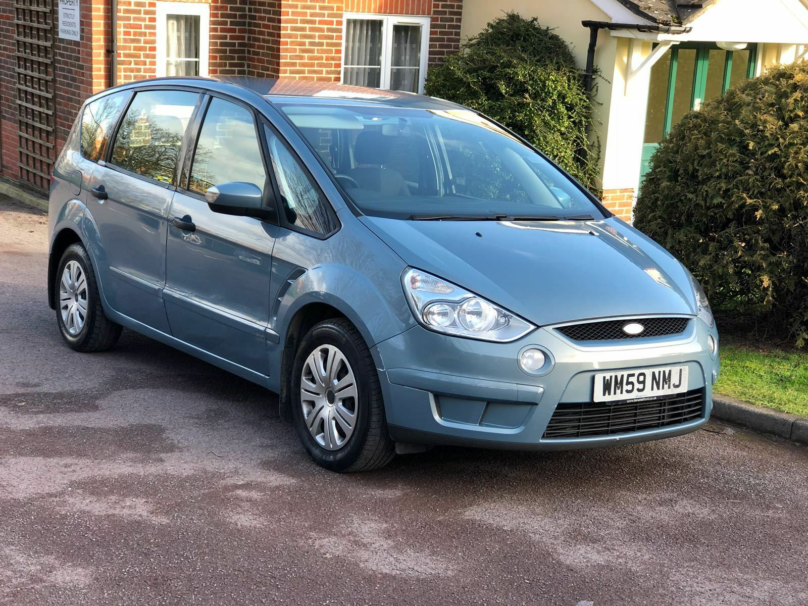 2010 59 ford s max edge tdci 143 7 seater mpv salvage damaged repairable 1 picclick uk. Black Bedroom Furniture Sets. Home Design Ideas