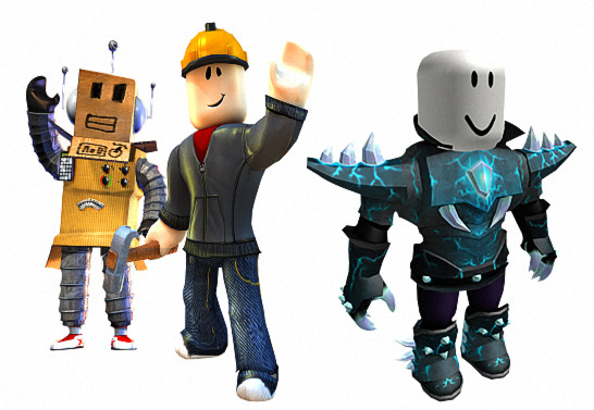 roblox x3 characters mr robot others vinyl wall sticker various