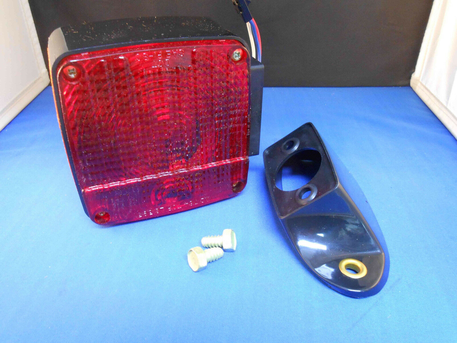 764 2851 Kd Lamp Co Red And Amber Directional Light New Old Stock 5pcs 24v 8mm Led Power Indicator Signal Xd8 1 Ebay Of 8only 2 Available