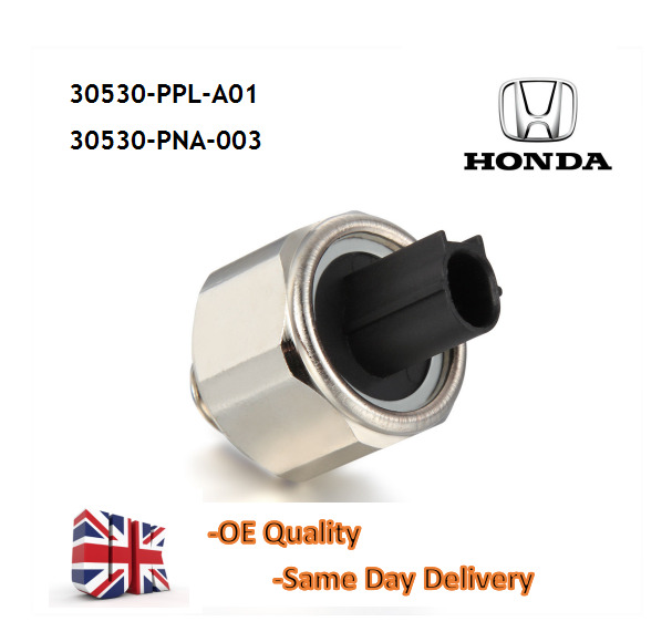 Knock Sensor For Honda Accord Civic Element Stream Cr V 20 24 Location 1 Of 6only 0 Available