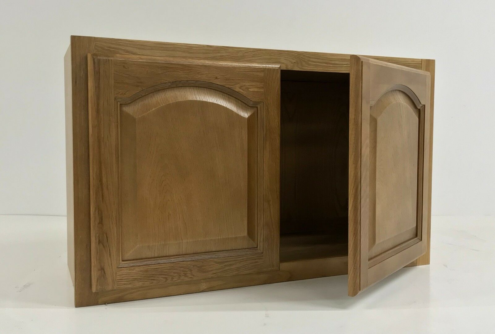 All Wood RTA Country Oak Wall Cabinet
