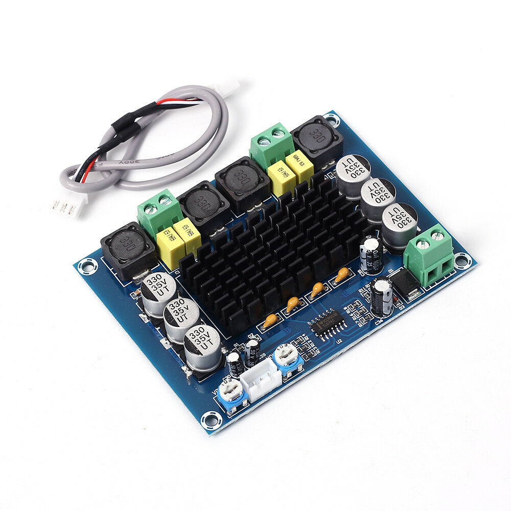 Xh M543 D Class Audio Amplifier Board Tpa3116d2 High Power 2120w 2 2x50w Stereo Circuit Ebay Channel 1 Of 6only Available See More
