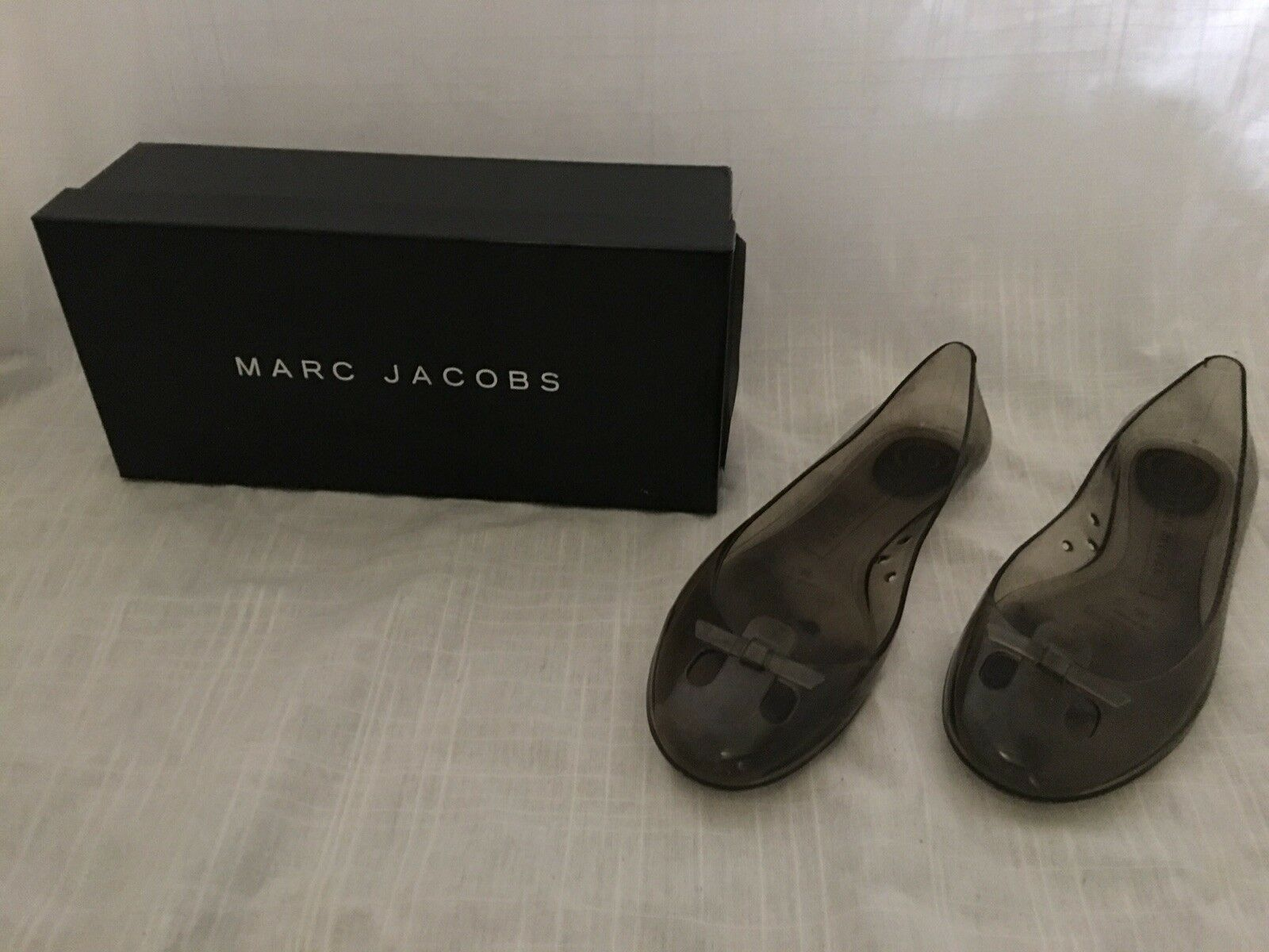 13cb9761605 Marc Jacobs Rubber Mouse Jelly Flats 1 of 4 ...