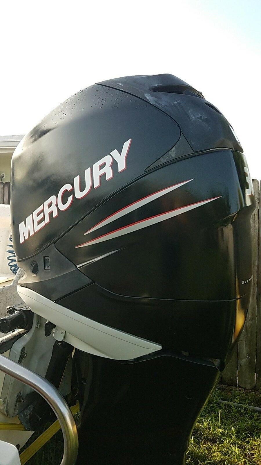 Mercury Verado Outboard Decal Set 150 Hp Complete Kit Marine Vinyl Wiring Harness 1 Of 7only 2 Available