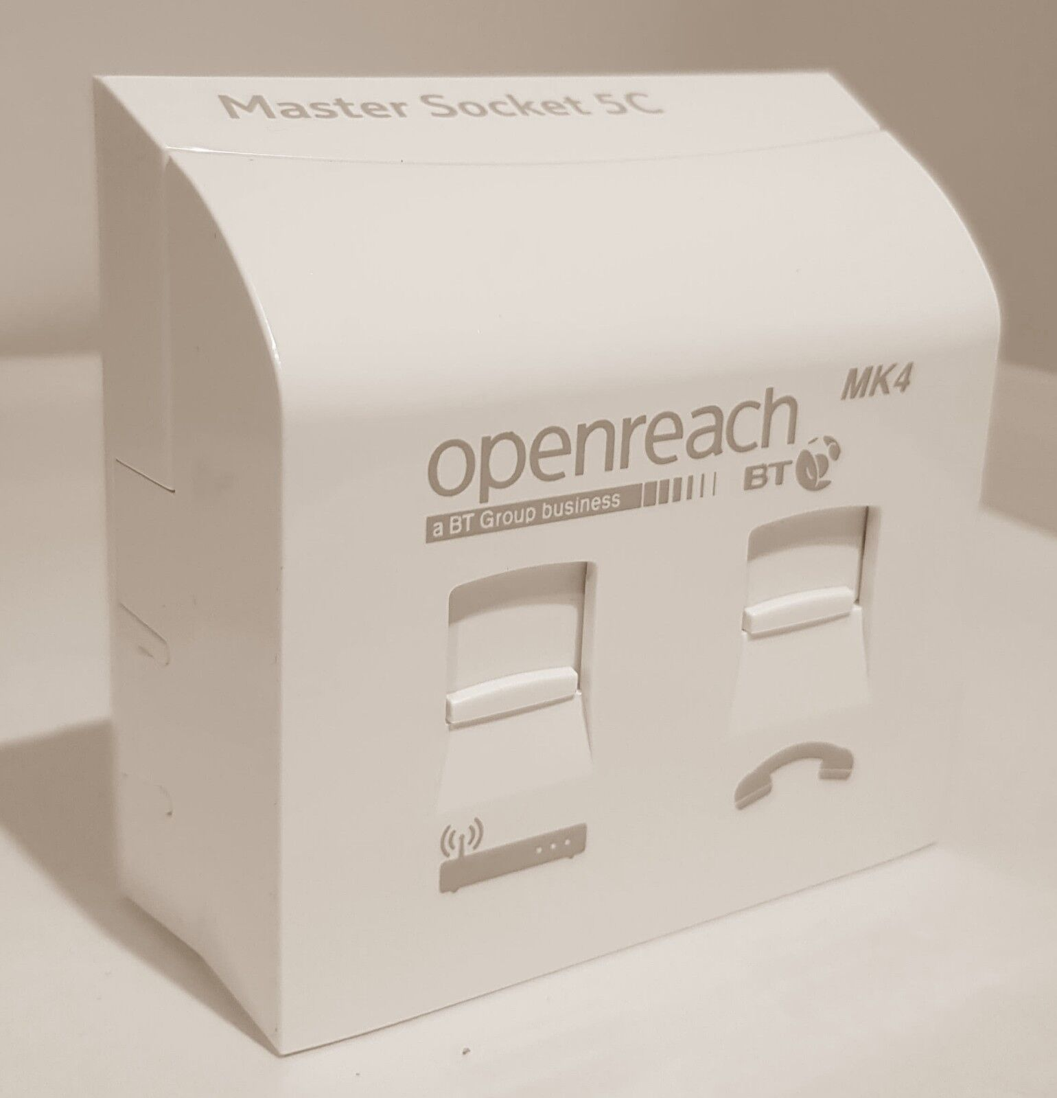 2017 Bt Openreach Telephone Master Socket Nte5c Mk2 Vdsl Adsl Wiring 1 Of 4free Shipping